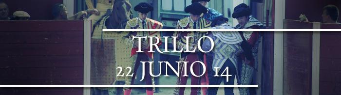 TRILLO NOVILLADA CONCURSO DEL 22 DE JUNIO
